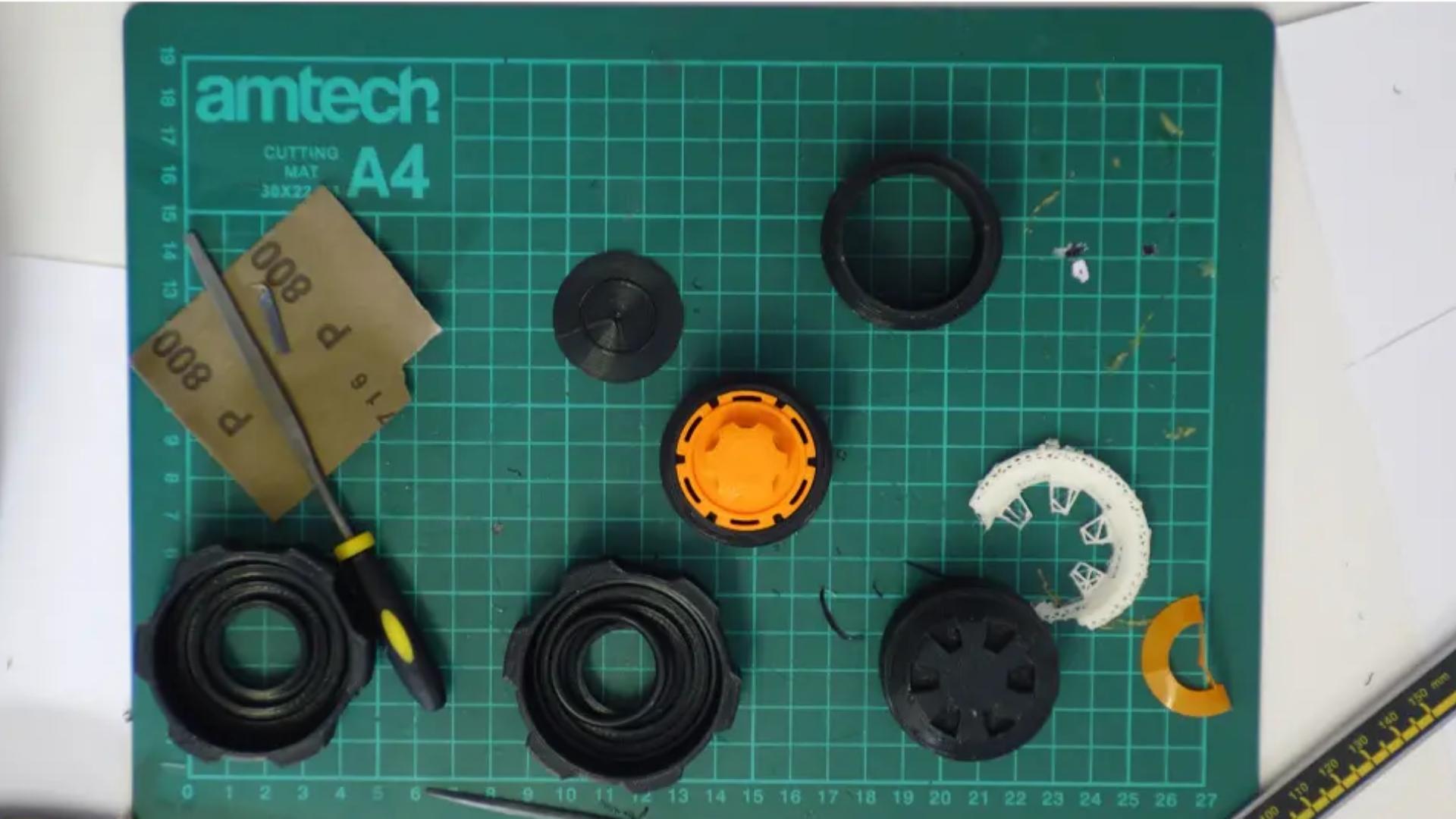 como as impressoras 3d aceleram o desenvolvimento de produtos prototipo