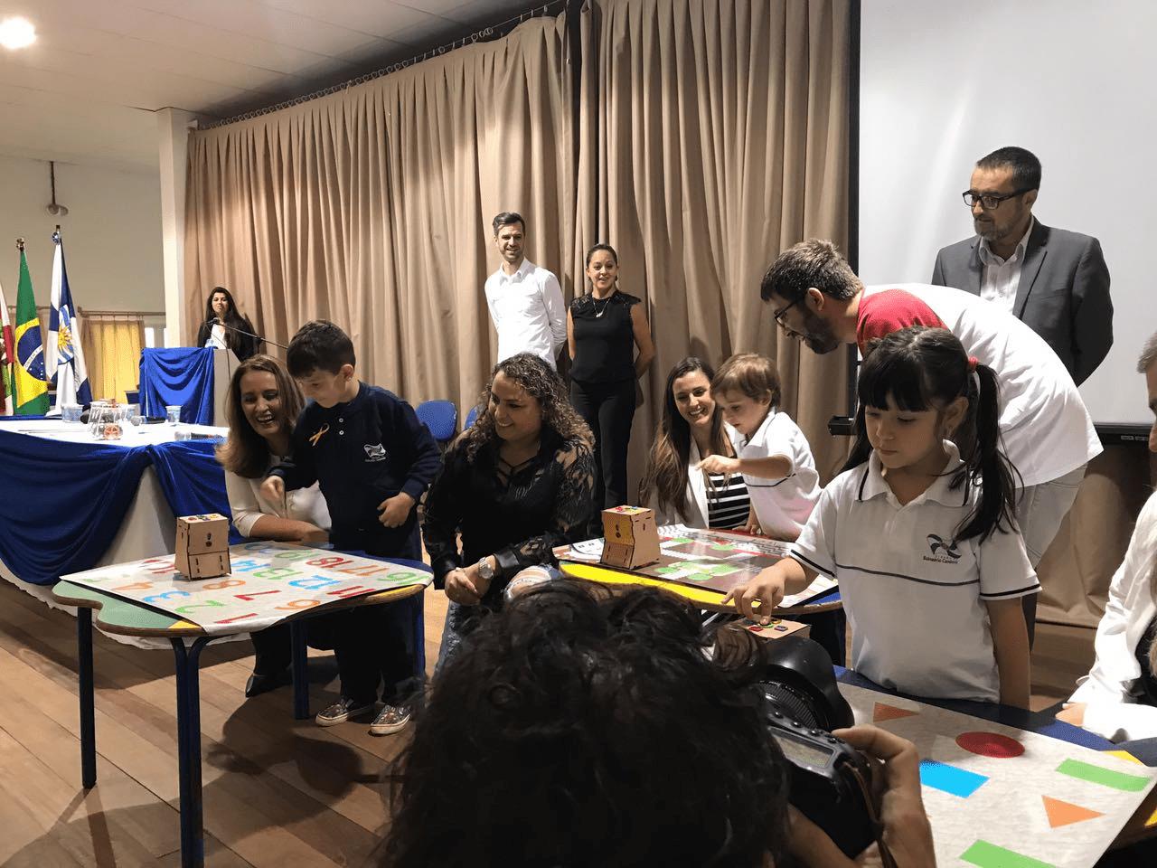 movimento maker na educação infantil