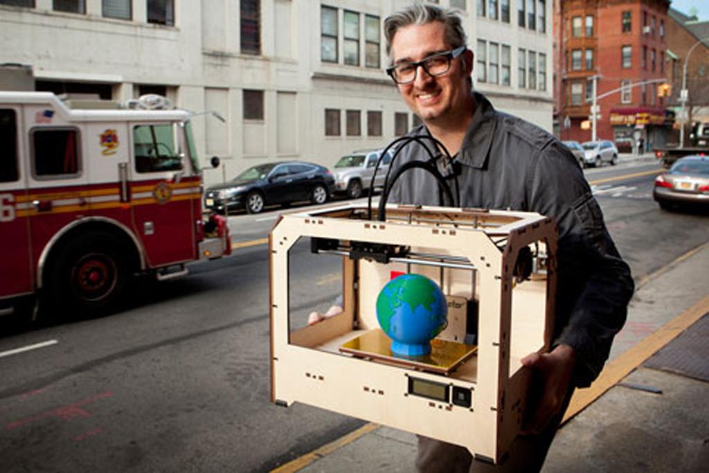 evolução das impressoras 3d bree pettis