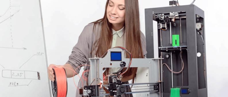 Impressão 3D em sala de aula e 7 projetos para praticar