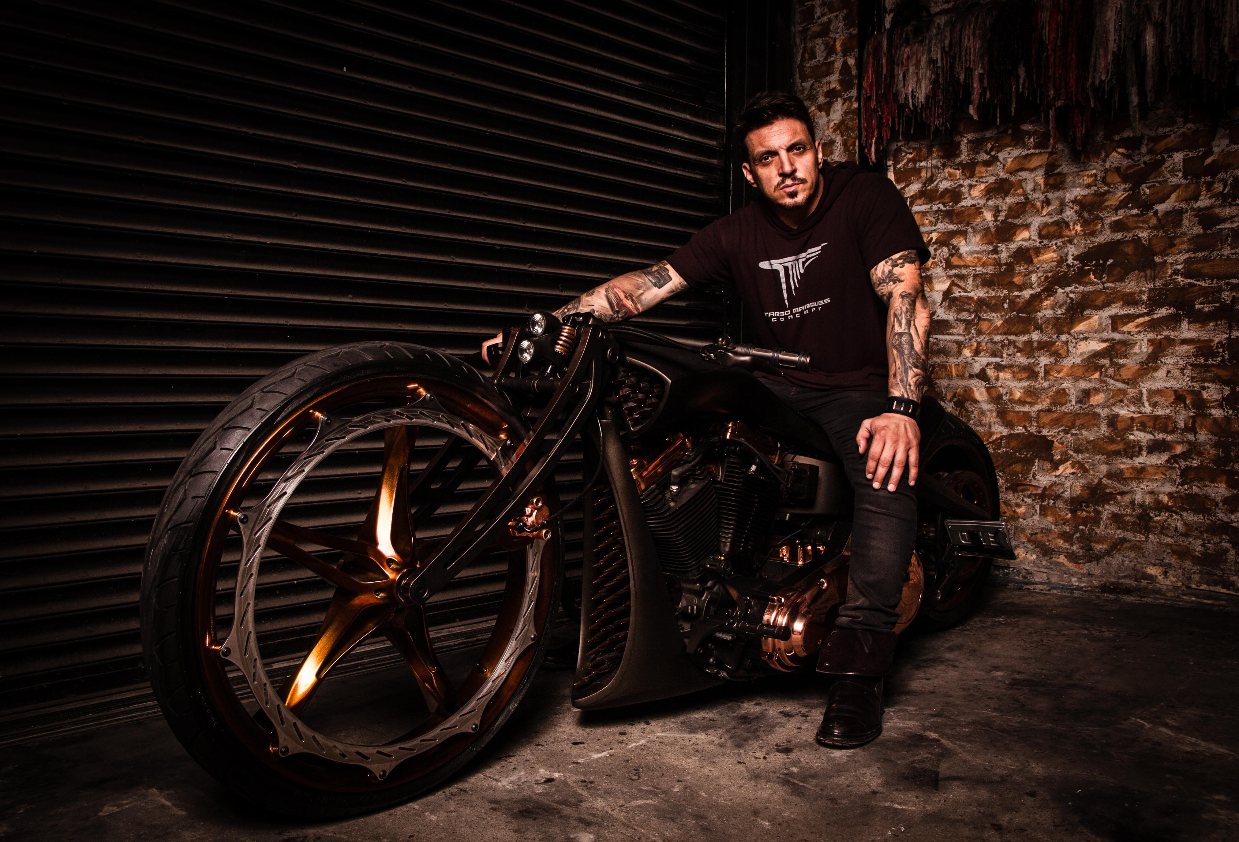 impressao 3d na oficina tmc tarso marques concept tarso na moto
