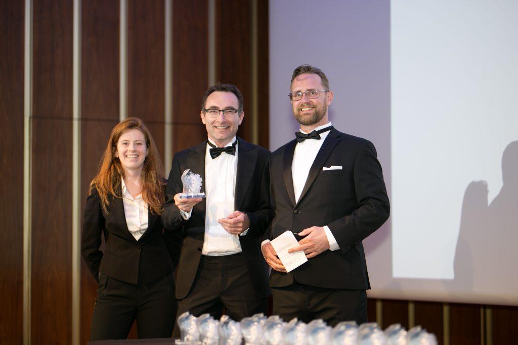 premio setor automobilístico e impressão 3D