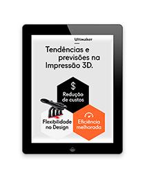 Tendências e Previsões da Impressão 3D