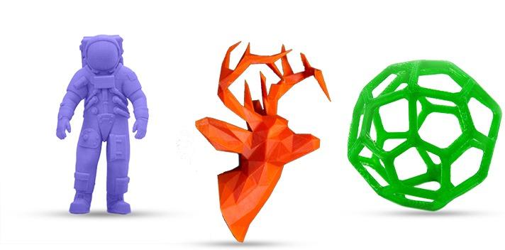 Combina poderosas ferramentas para um fluxo de trabalho otimizado para impressão 3D