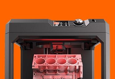 Descubra a MakerBot Z18<br /> Fale com um especialista