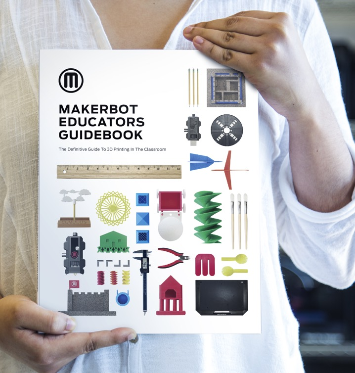 Guia de Impressão 3D  para Educadores