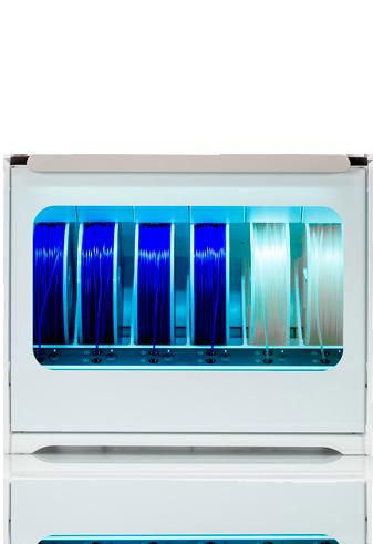 Ultimaker S5 Estação de Materiais