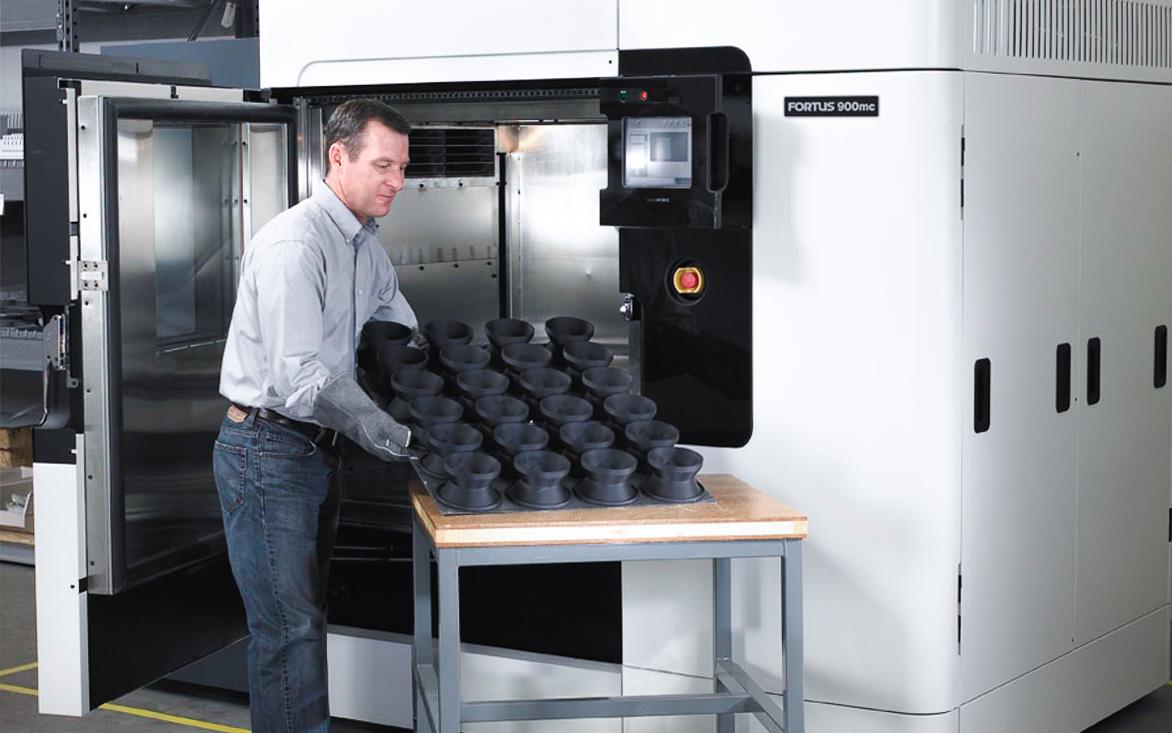 impressora 3D industrial vs impressora 3D desktop impressora 3d industrial