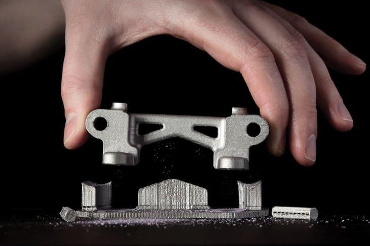 tendências de mercado impressora 3D o que esperar em 2020 impressora 3d metal desktop
