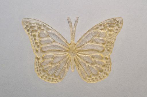 resina para impressão 3D a partir do óleo usado no mc donald's peça
