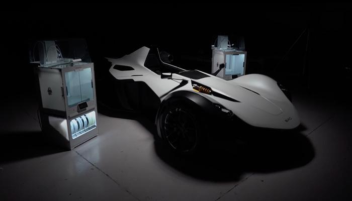 impressao 3d acelera fabricação super carros ultimaker
