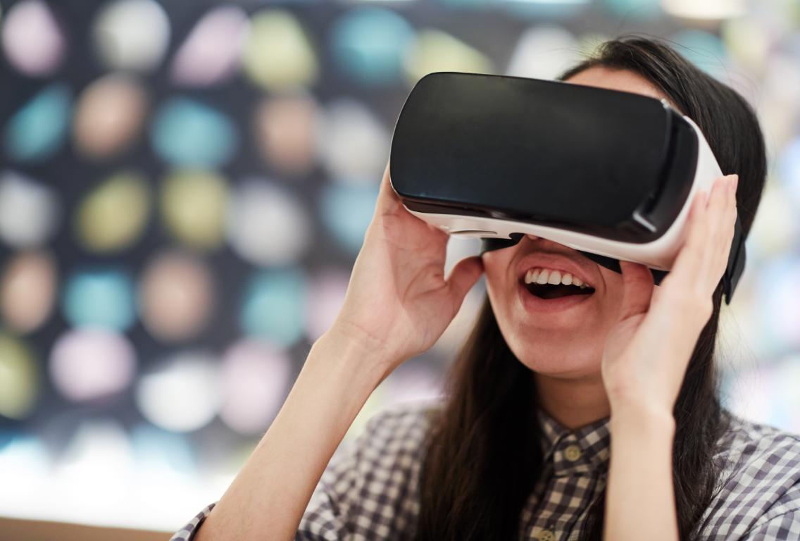 o que e 3d vr jogo realidade aumentada