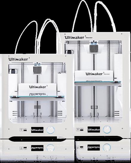 impressora 3d ultimaker