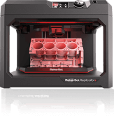 impressora 3d makerbot replicator