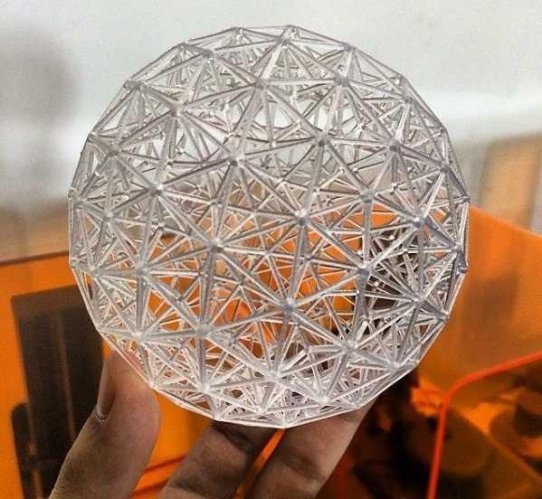 impressora 3D SLA