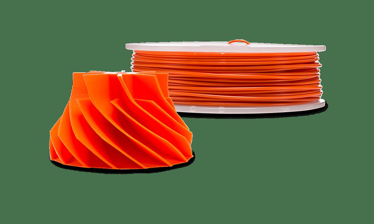 abs ultimaker laranja