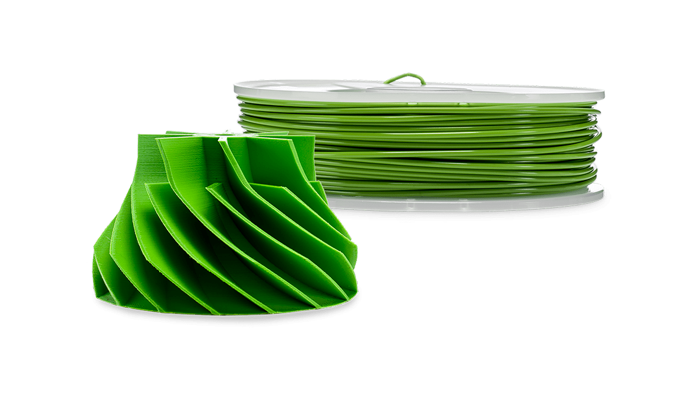 abs ultimaker verde