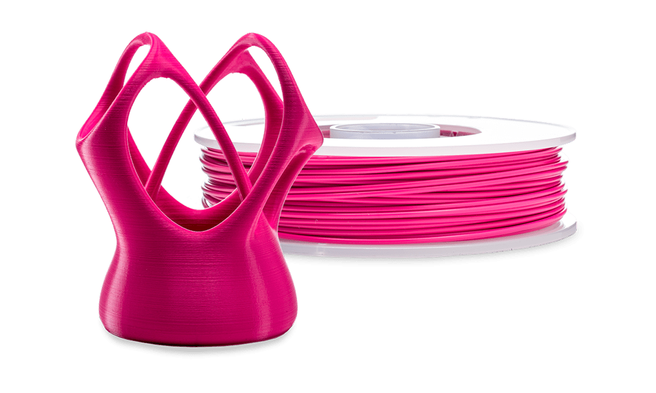 pla ultimaker rosa