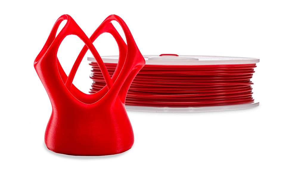 pla ultimaker vermelho