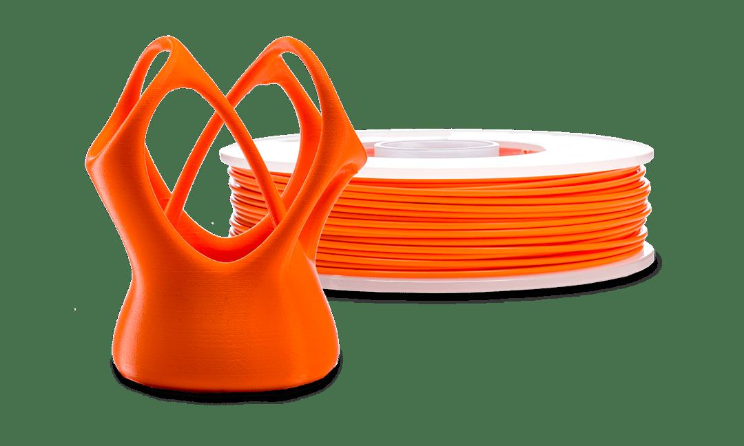 pla ultimaker laranja