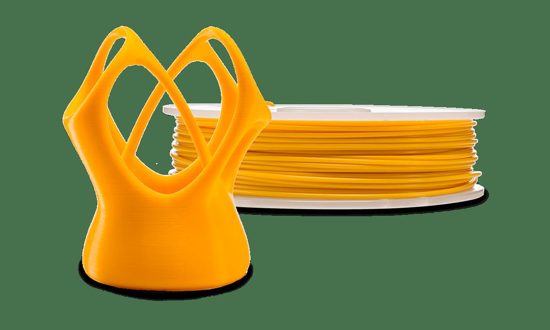 pla ultimaker amarelo