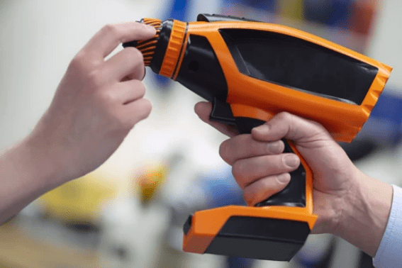 impressora 3d filamento padrao