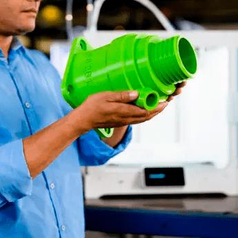 impressoras 3d aplicacao industria
